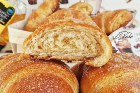 Croissant Integrali al Miele cornetti rustici