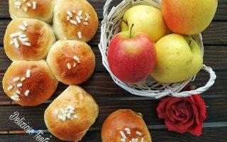brioche alle mele