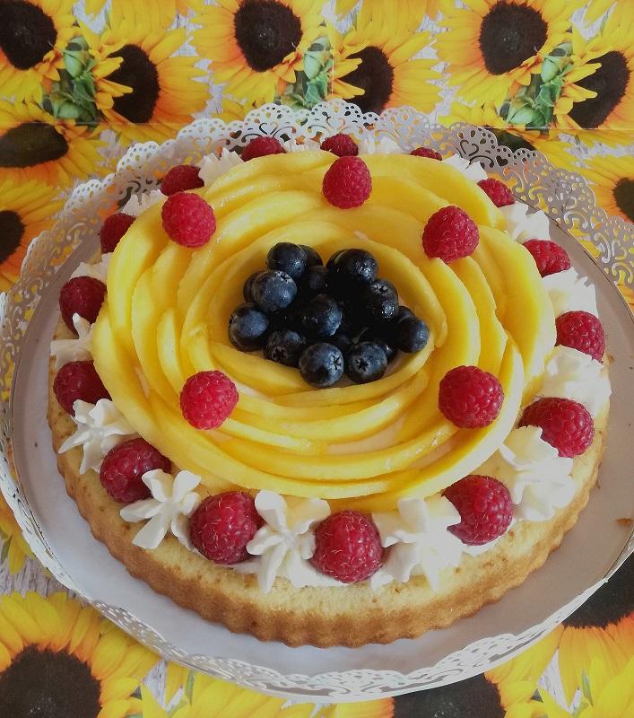 crostata morbida al mango (2)