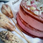 naked cake mandorla e lamponi (2)
