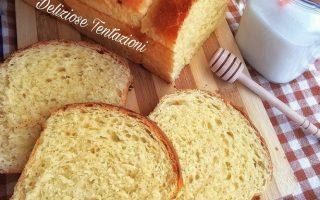 pan brioche al miele di bosco