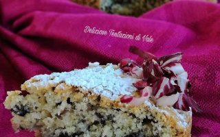 torta al radicchio