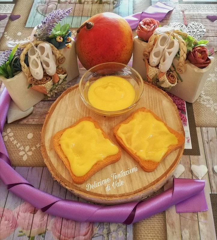 curd al mango