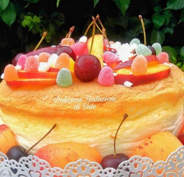 hokkaido cotton cheesecake