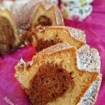 ciambella sofficissima variegata alla nutella (2)