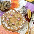 crostata mandorle e albicocche