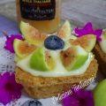 crostatine con frolla al miele