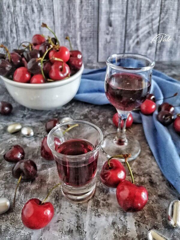 Cherry Liquore Fatto in Casa