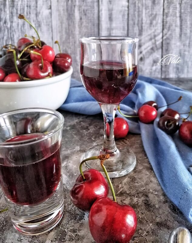 Cherry Liquore