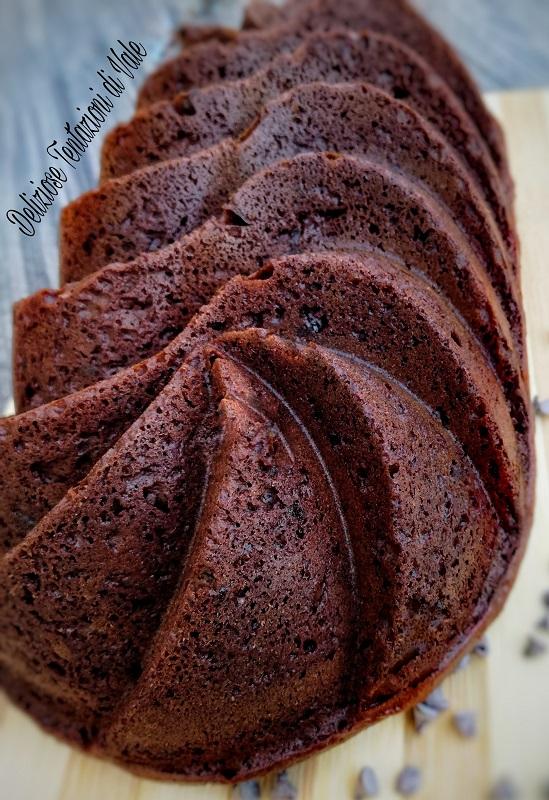 plumcake cacao e fichi