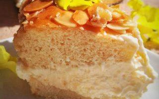 torta bienenstich