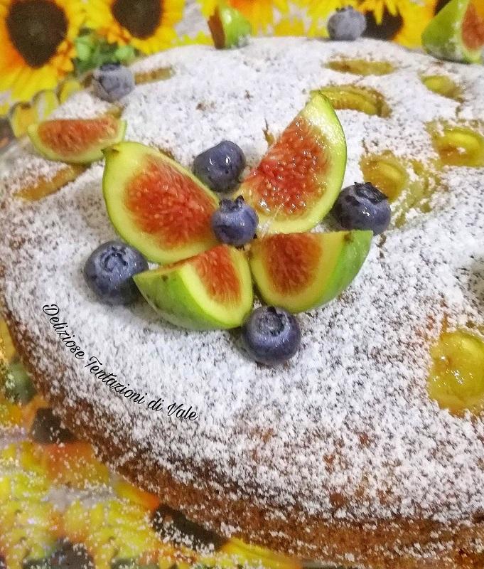 torta soffice ai fichi (2)