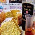 ciambella ricotta e rum