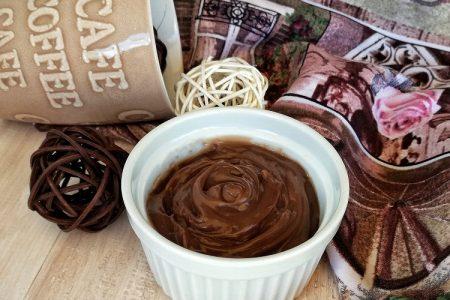 crema al cacao e caffè