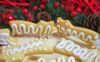 biscotti glassati zenzero limone e miele