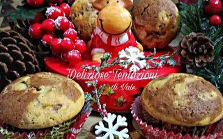 muffin marmorizzati arance e cannella