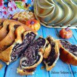 plumcake marmorizzato zucca e cacao (3)