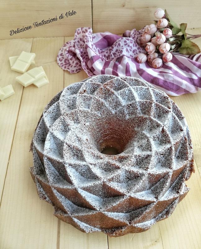 Ciambella Panna e Cioccolato Bianco (3)