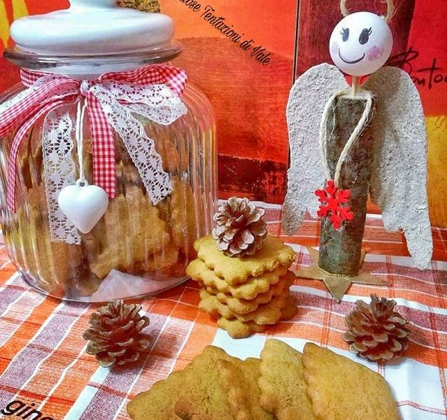 gingerbread al miele