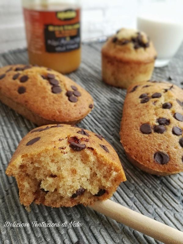 plumcake miele, robiola e gocce di cioccolata (2)