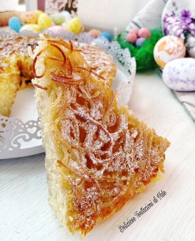 pastiera di pasta dolce (2)