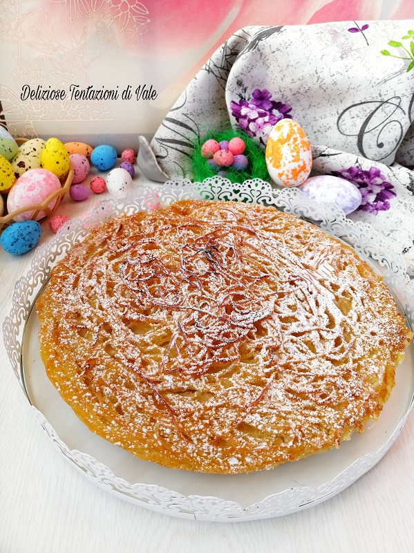 pastiera di pasta dolce (3)