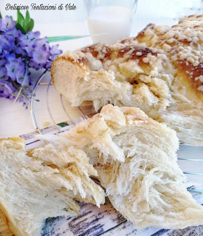 treccia di pan brioche golosa (2)