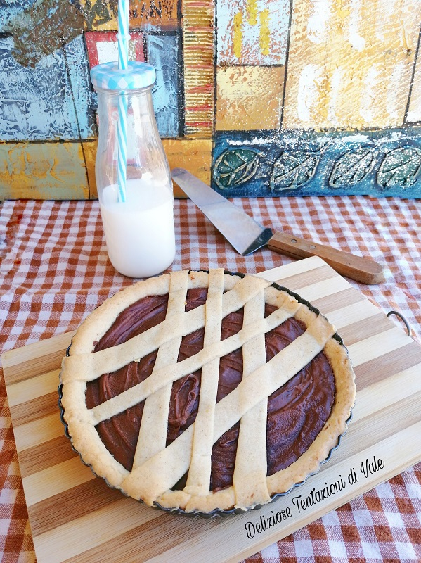 crostata alla nutella (3)