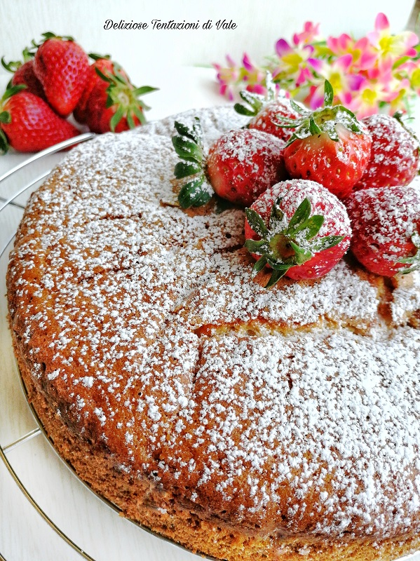 torta sofficissima con le fragole (3)