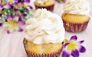 cupcake ricotta e pere