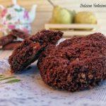 biscotti pere e cioccolato