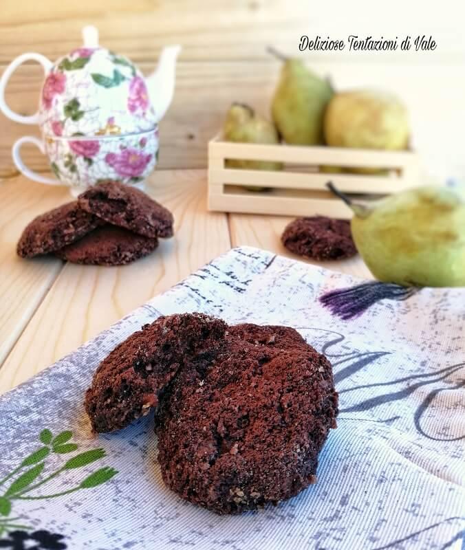 biscotti pere e cioccolato (2)