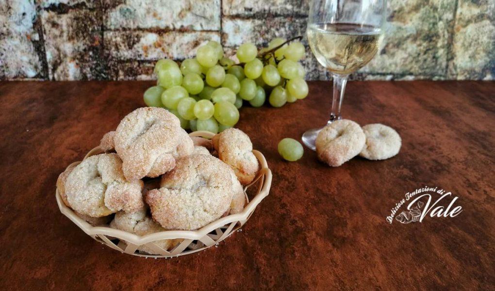 ciambelline al vino bianco