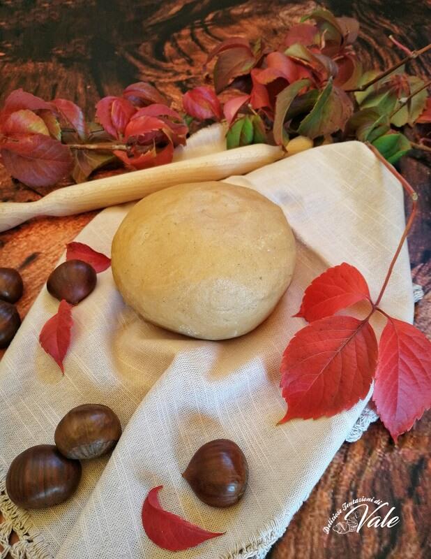 pasta frolla con farina di castagne (2)