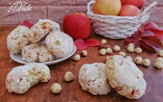 biscotti mele e nocciole