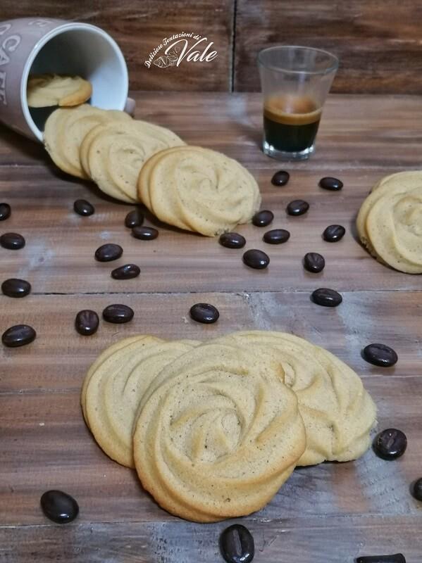 biscotti viennesi al caffè