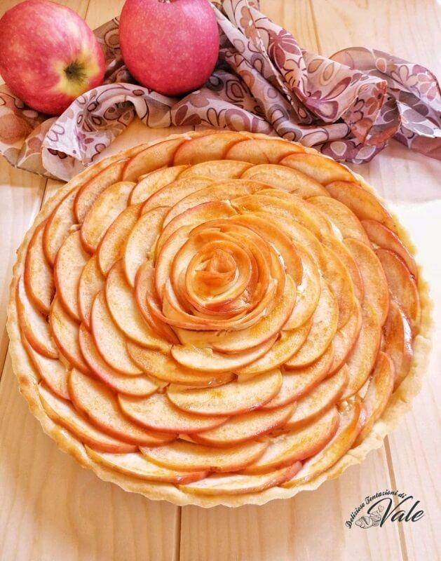 crostata di mele e crema pasticcera (2)