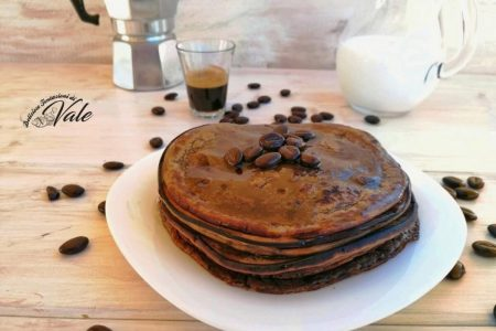 pancakes al caffè