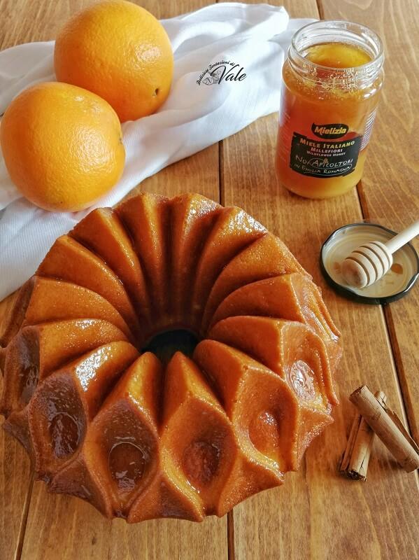 bundt cake alle arance con miele e cannella (2)