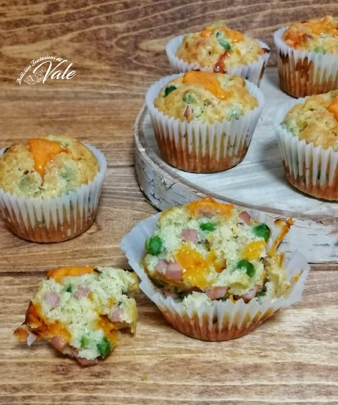 muffin prosciutto cotto e piselli (2)