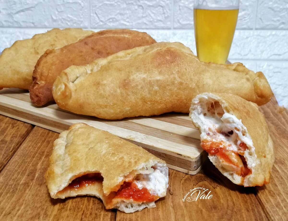 Ricetta Impasto Pizza Fritta Napoletana.La Pizza Fritta Napoletana Come Farla In Casa