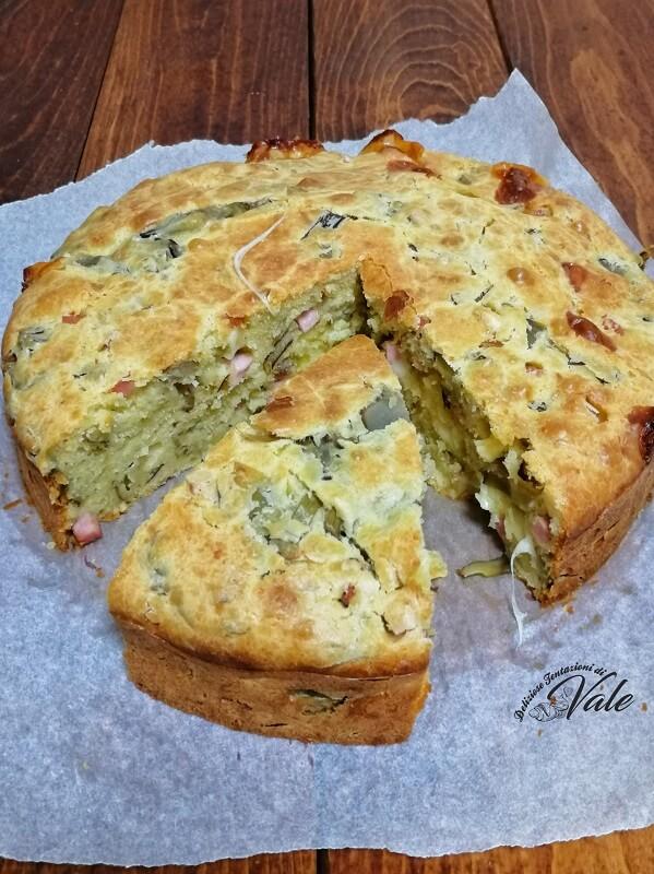 torta carciofi e prosciutto cotto (2)