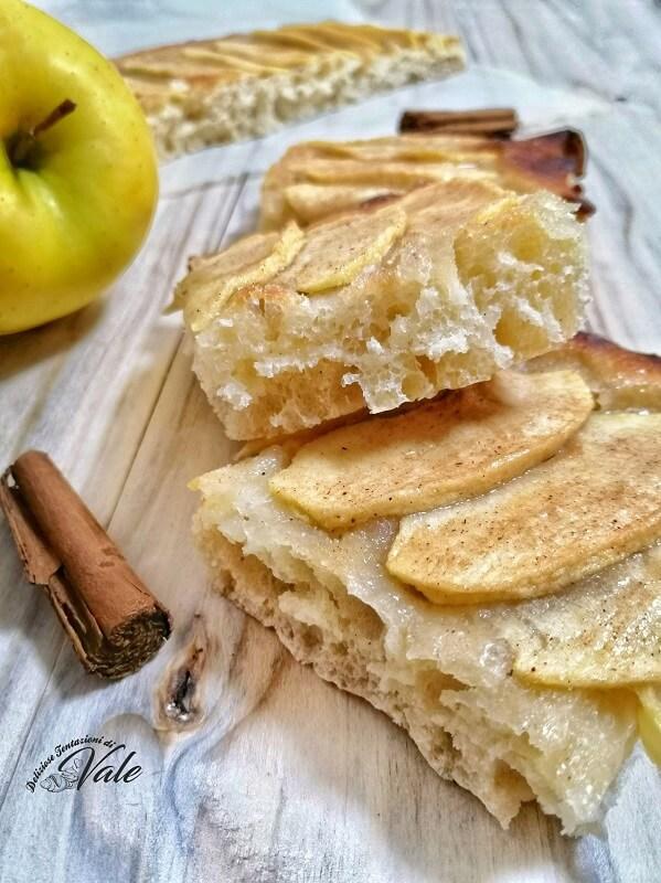 focaccia dolce mele e cannella (2)