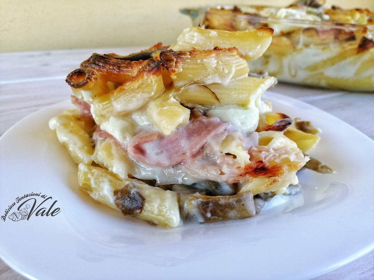 Cosa Cucinare Il 24 Dicembre pasta al forno con carciofi