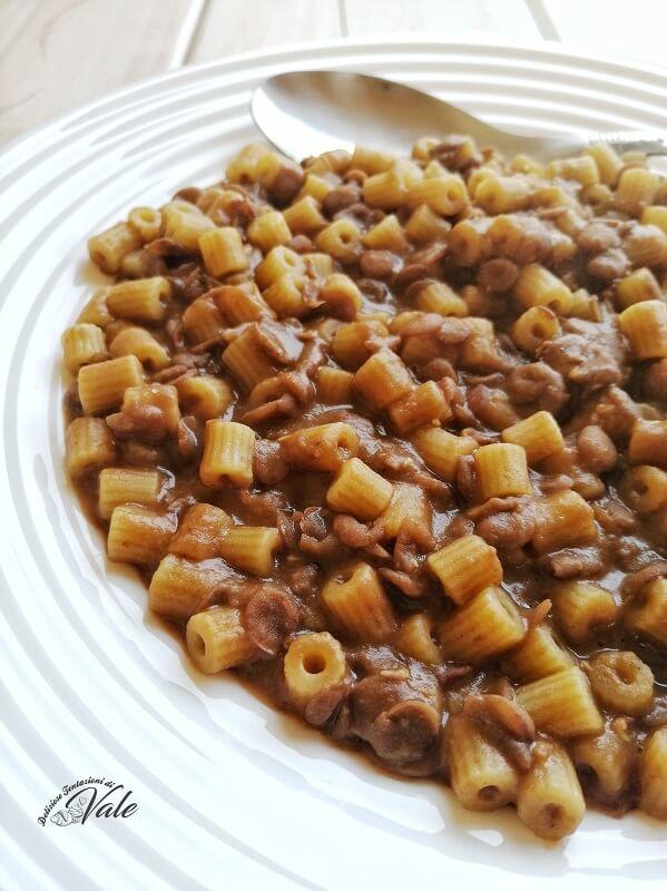 pasta e lenticchie cremosa (2)