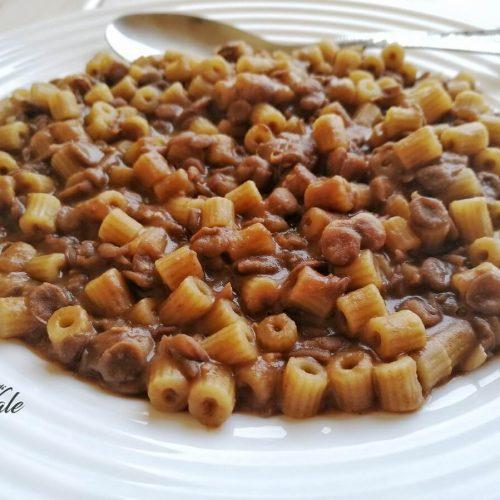 Ricetta Lenticchie Fresche.Pasta E Lenticchie Cremosa Ricetta Leggera Senza Soffriggere