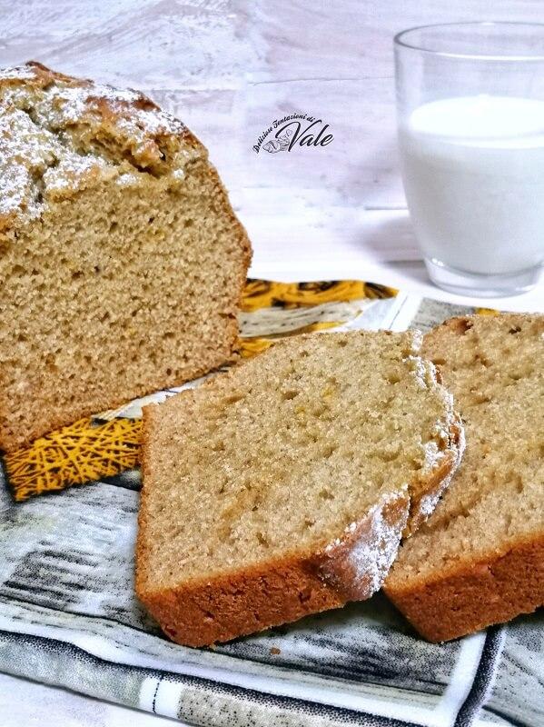 plumcake senza zucchero (2)