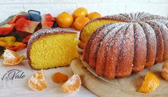 torta ai mandarini