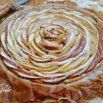 torta di mele e pasta sfoglia