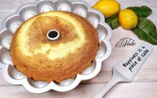 ciambellone al limone